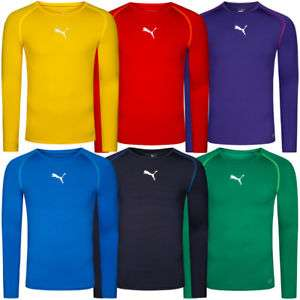 [@ebay WOW] Puma TB Herren Langarm Funktionsshirts (Longsleeves) für 16,99€ frei Haus