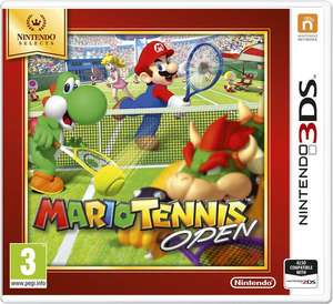 Mario Tennis Open (3DS) für 14,50€ (Coolshop)