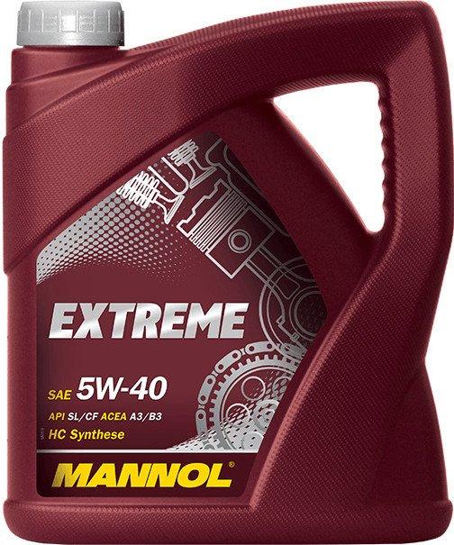 [Amazon Prime] 5 Liter MANNOL Motorenöl 5W-40 für 14,90€