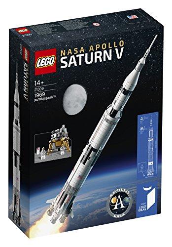Wieder da: LEGO 21309 - NASA Apollo Saturn V Amazon Prime