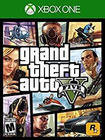 Grand Theft Auto 5 (Xbox One) für 21,86€ (Amazon.com)