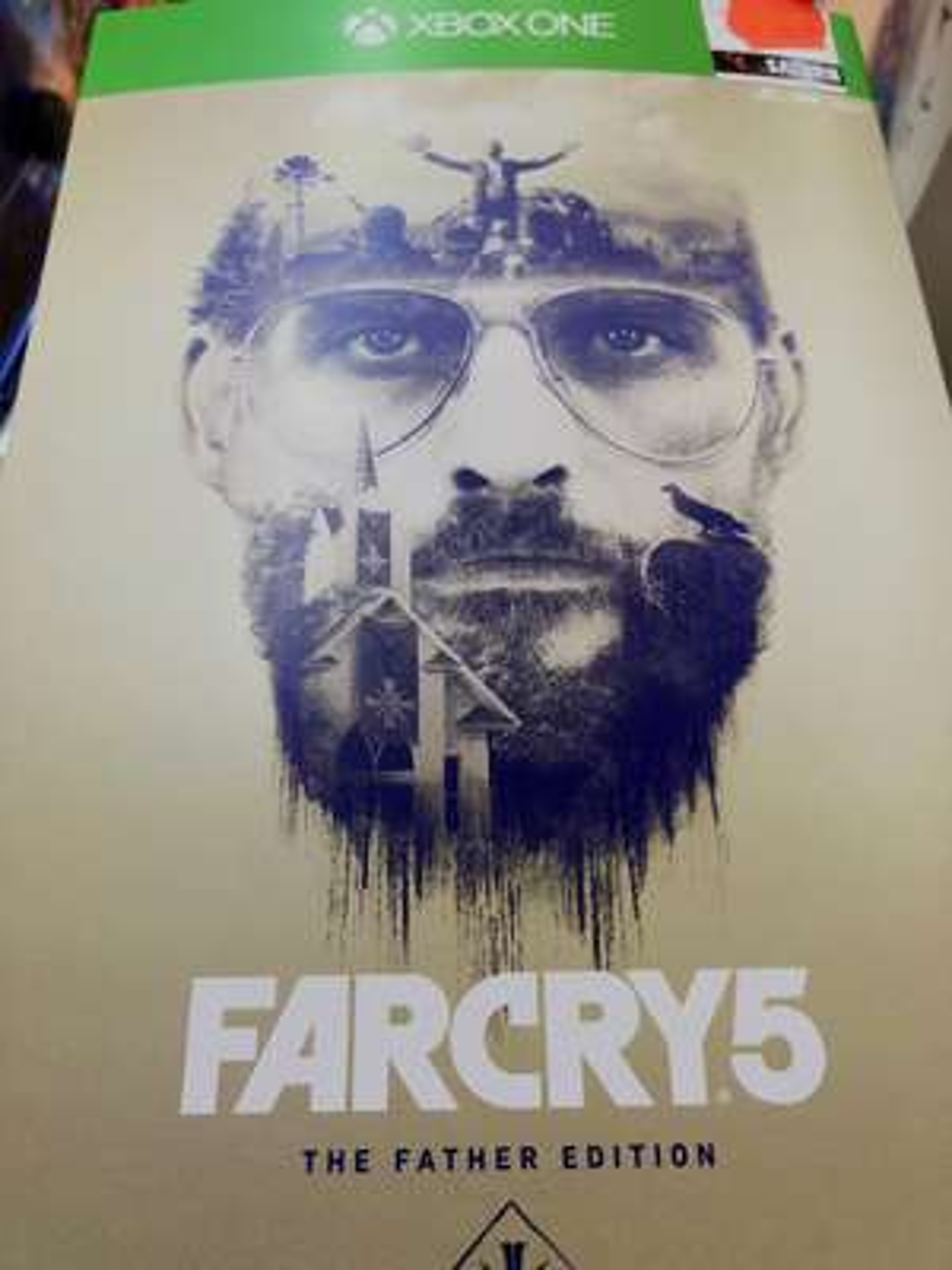 Far Cry 5 - The Father Edition - [Xbox One] für 50€ im Saturn Dortmund - City / Lokal
