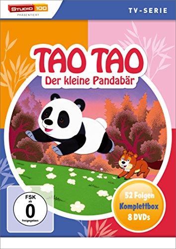 [Amazon Prime] Tao Tao - Der kleine Pandabär [8 DVDs] Komplettbox