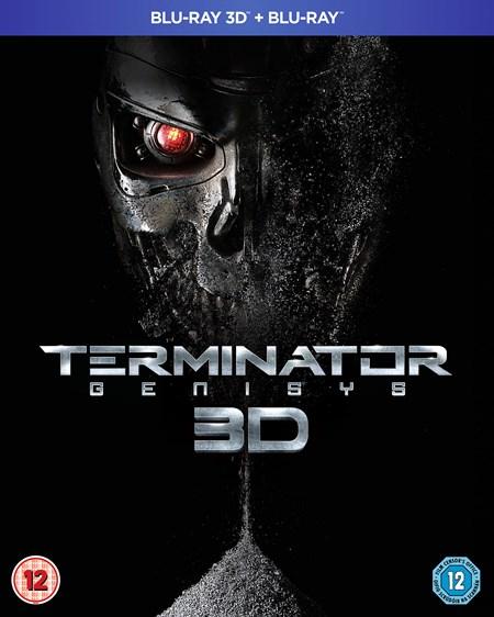 Terminator 5 - Genisys (3D Blu-ray + Blu-ray + UV Copy) für 4,70€