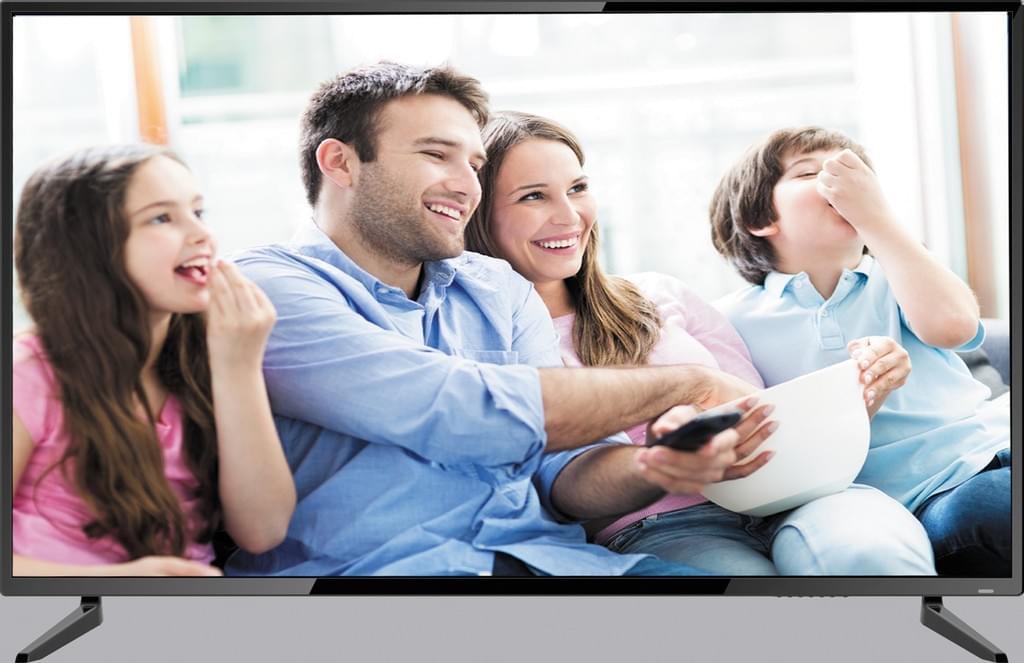 "Denver 4K Ultra HD LED TV 40"" 4072T2CS, Triple Tuner für 217€ [Real online]"
