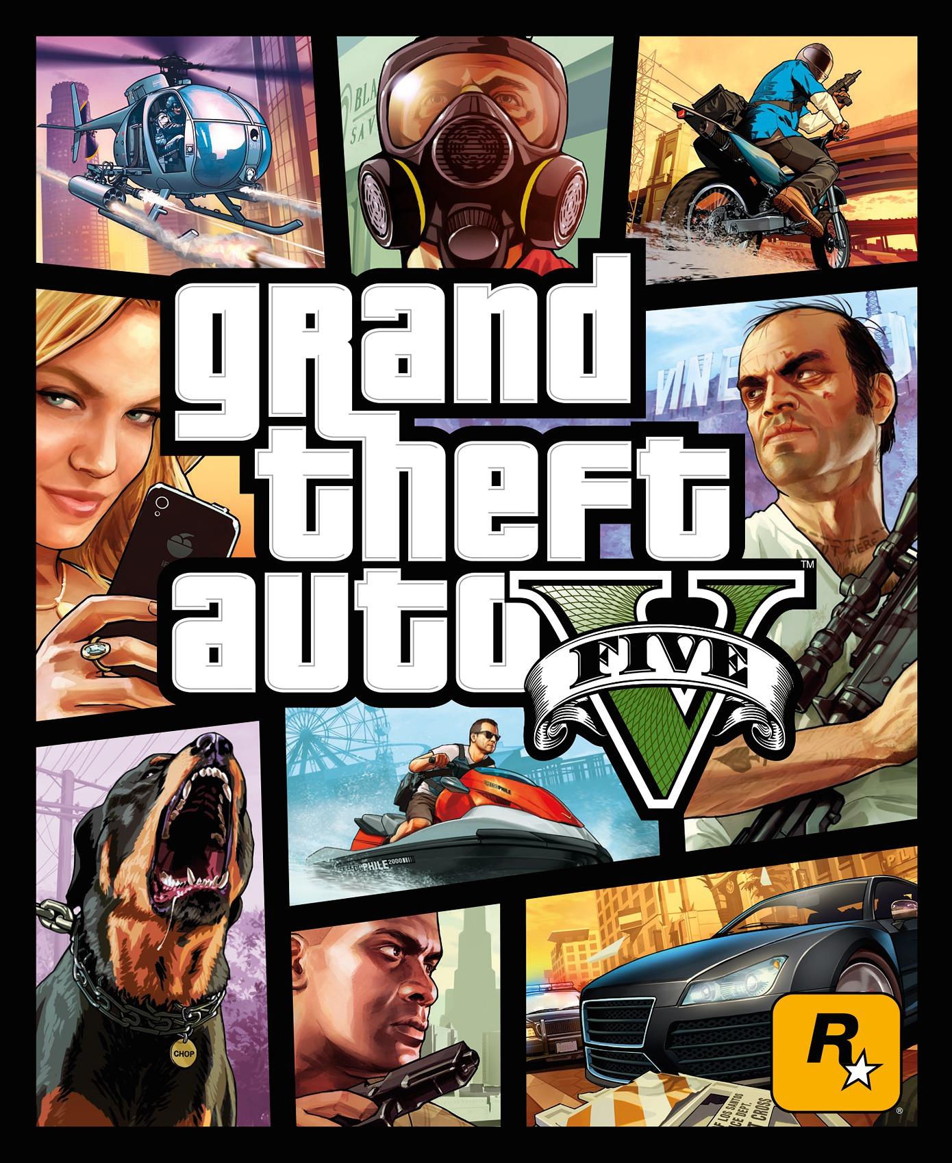[Lokal Saturn Berlin Spandau] Grand Theft Auto 5 (Xbox One & Playstation 4) - GTA 5