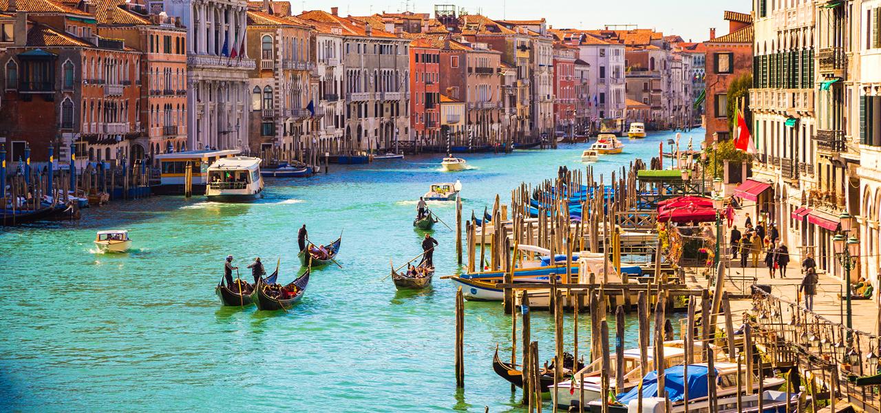 3 - 4 Tage Venedig im 4*Hotel + Flüge ab 88€, inklusive Frühstück ab 146€