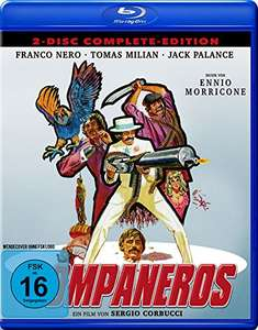 Companeros Complete Edition (Blu-ray + DVD) für 7,97€ (Amazon Prime)