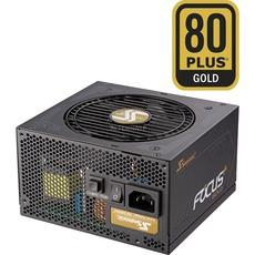 Seasonic Focus Plus Gold 550W Netzteil (vollmodular, semi-passiv, DC-DC, 80+ Gold, 10 Jahre Garantie) für 60,89€ [Alternate + Masterpass]