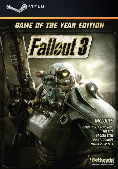 [Steam] Fallout 3 oder New Vegas in der GOTY Version