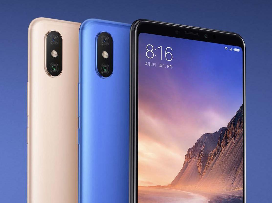 Xiaomi Mi Max 3 64/4GB Global - Snapdragon 636 - Band 20 für 218,77€ inkl. Versand