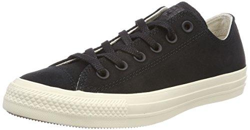 Converse Unisex-Kinder Schuhe (nur Größe 35, Farbe Schwarz) [Amazon Prime]
