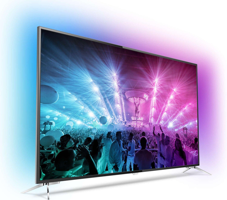 "PHILIPS 75PUS7101/12 LED TV 75"" UHD-4K Smart-TV für 1949€ [Mediamarkt]"