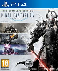 Final Fantasy XIV Complete Edition (PS4) für 15,99€ (Coolshop)