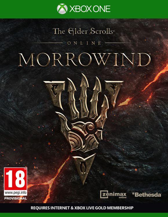 The Elder Scrolls Online: Morrowind Day One Edition (Xbox One) für 12,50€ (Coolshop)