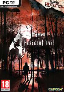 Resident Evil 4 Ultimate HD Edition (PC / Steam) - [Gamesplanet]