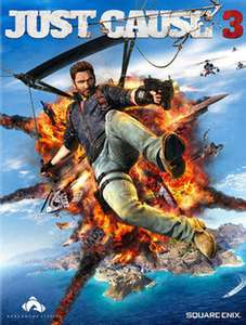 Steam: Just Cause 3, Just Cause 3 XL & Deus Ex: Mankind Divided für 4,49€ bzw, 6,74€