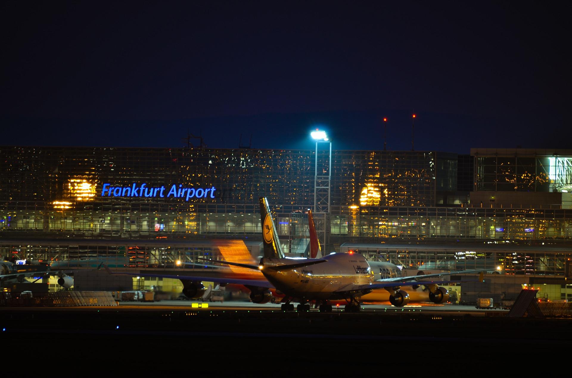 Günstig zum Frankfurter Flughafen [lokal]