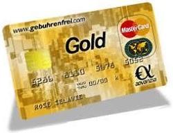 Advanzia Gebührenfrei Mastercard GOLD | 2 x 40€ KwK Werber Prämie