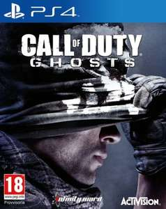 Call of Duty: Ghosts (PS4) für 13,59€ (Amazon IT)