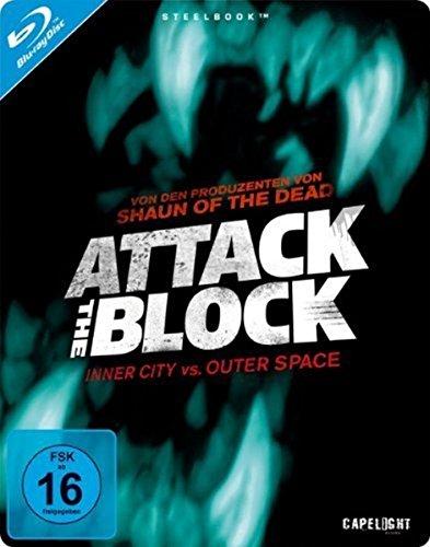 Attack the Block Limited Steelbook Edition (Blu-ray) für 5,97€ (Amazon Prime)