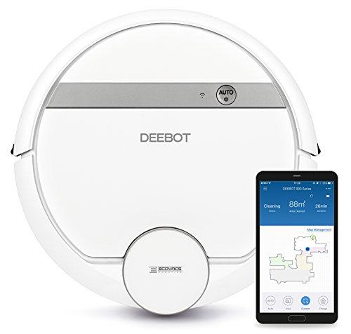 [Amazon.fr] Ecovacs Deebot 900 Saugroboter mit Alexa