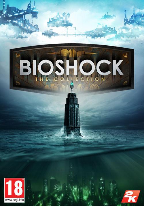 BioShock: The Collection PC bei cdkeys.com