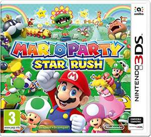 Mario Party: Star Rush (3DS) für 18,59€ (Amazon ES)