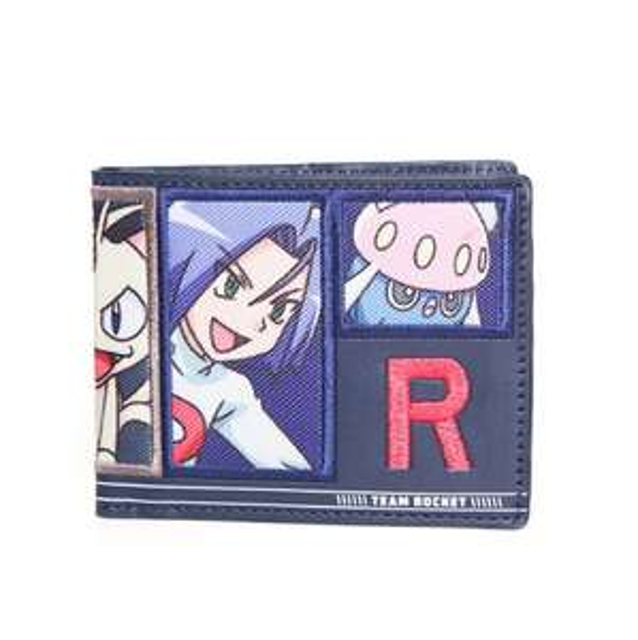 Pokémon Portmonaie (Team Rocket) offizielles Merchandise für 1,96€