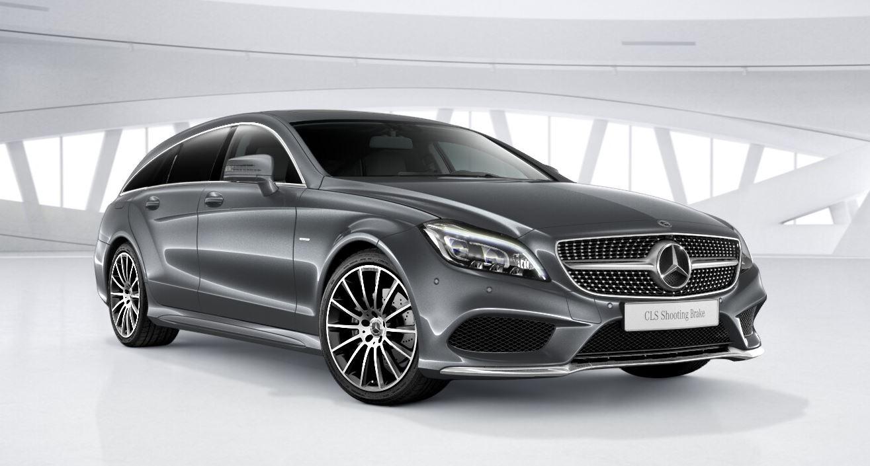 Mercedes CLS 250d Shooting Brake (204 PS) für mtl. 479€ (netto) bzw. mtl. 570€ (brutto) im Gewerbeleasing bei 48 Monaten + 10k km p.a.
