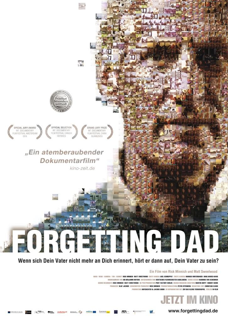 "[ZDF Mediathek] Doku: ""Forgetting Dad – Vater ohne Vergangenheit"""