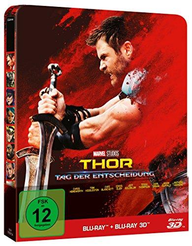 [Amazon Prime] Thor: Tag der Entscheidung 3D + 2D Steelbook für 17,99€