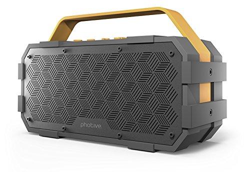 Photive M90 Bluetooth Lautsprecher mit Subwoofer @amazon