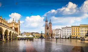 Verlängertes Wochenende [Oktober] 4 Tage Krakau inkl. Hin- und Rückfluge von Frankfurt / Nürnberg / Berlin / Dortmund, 3 Sterne Domus Mater Hotel mit Frühstück für 68,90 € p.P.