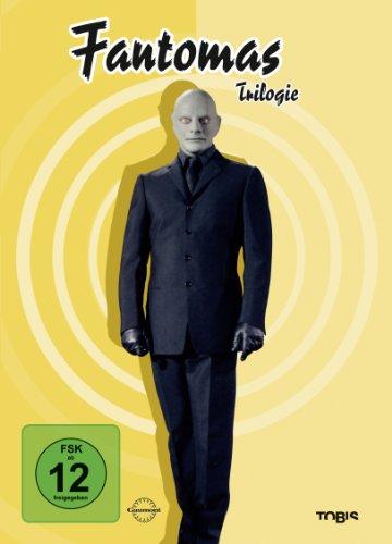 Fantomas Trilogie (3 DVD's) für 12,97€ (Amazon Prime)