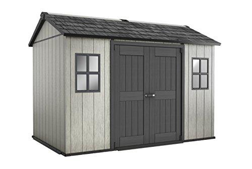 (Amazon) Keter Oakland 1175 Kunststoffgartenhaus 350 x 229 cm