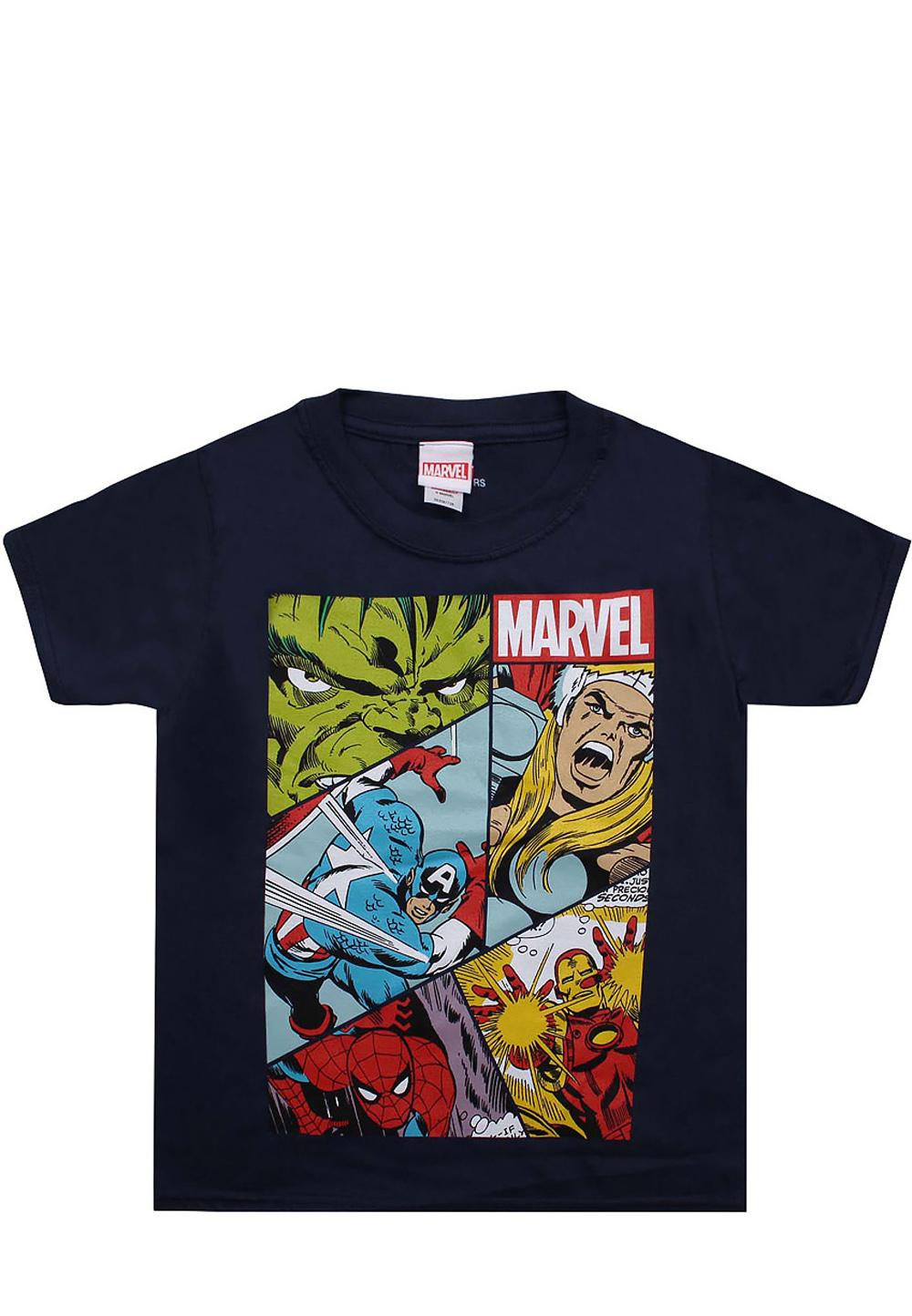 Marvel-Klamotten bei brands4friends: z.B. T-Shirts für 9,99€