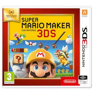Super Mario Maker (3DS) für 16,64€ inkl. Versand (Shopto)