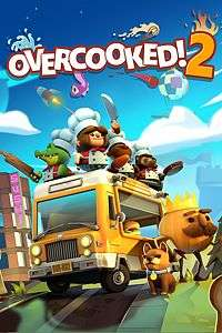 Overcooked! 2 (Xbox One) für 7,86€ (Xbox Store AR VPN)