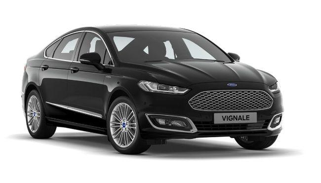 Gewerbe-Leasing Ford Mondeo 2.0 Hybrid Vignale inkl. Ledersitze und Massagefunktion - 197,85 Euro netto  - LF 0,52