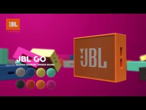 JBL Go Bluetooth Lautsprecher - in  8 versch. Farben