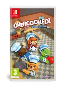 Overcooked Special Edition (Switch) für 23,34€ (Amazon IT)