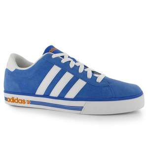 adidas Daily Team Suede Trainers Herrenschuhe