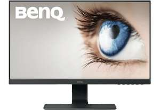 BENQ GL2580H 24.5 Zoll Full-HD Monitor (2 ms Reaktionszeit, 60 Hz) für 99€ [Mediamarkt]