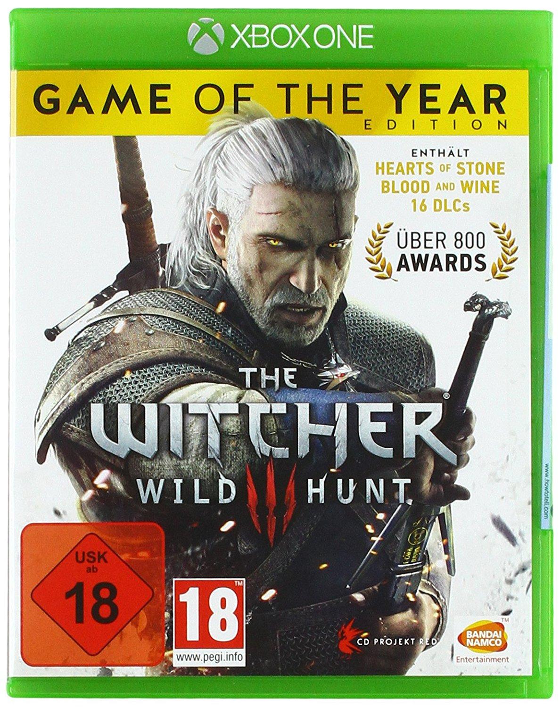 The Witcher 3 - Wild Hunt Game of the Year Edition (Xbox One) für 22€ versandkostenfrei (Media Markt)