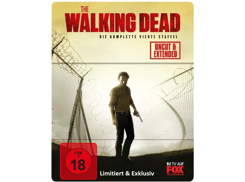 MM Gönn dir Dienstag The Walking Dead Staffel 4+5 jeweils Steelbook Uncut