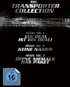 The Transporter Collection (DVD) für 10€ (Media Markt)