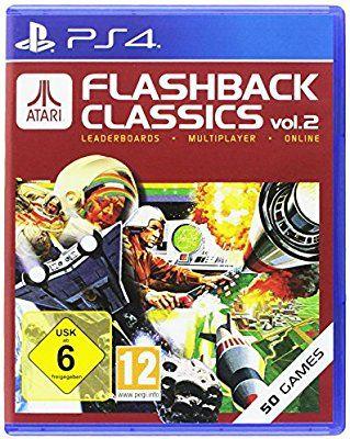 Atari Flashback Classics Vol. 2(PS4)