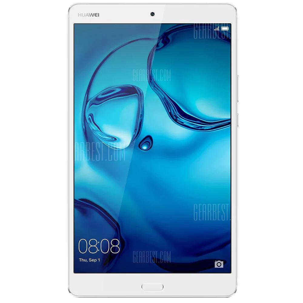 Huawei MediaPad M3 - 8,4 Zoll 32 GB LTE silber [GearBest]