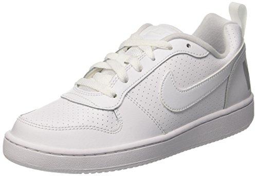 Nike Court Borough Low Womens white/white